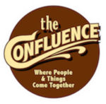 The Confluence:  Antiques, Custom Cabinets & Hair Salon
