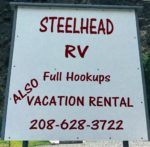 Steelhead RV Park and Vacation Rental
